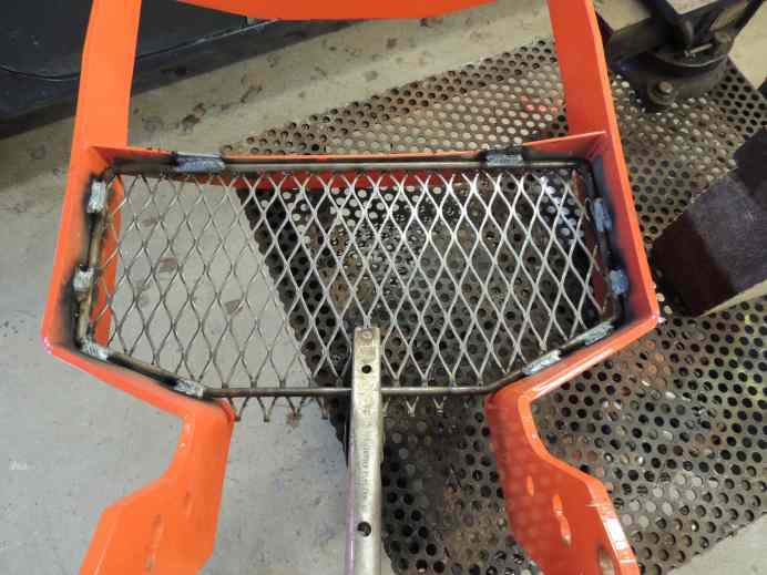 Tractor Grill Guard For Trailer : Grille guard orangetractortalks everything kubota