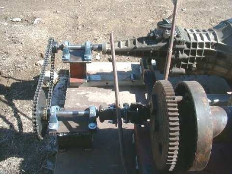 The Winch Planetarys Provide 25 1 Reduction